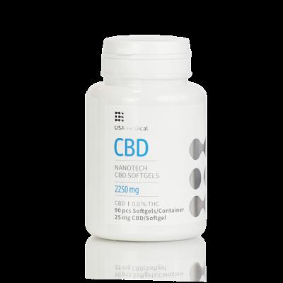 CDB kapszula 2250 mg 30 db