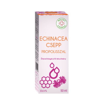 Echinacea csepp propolisszal