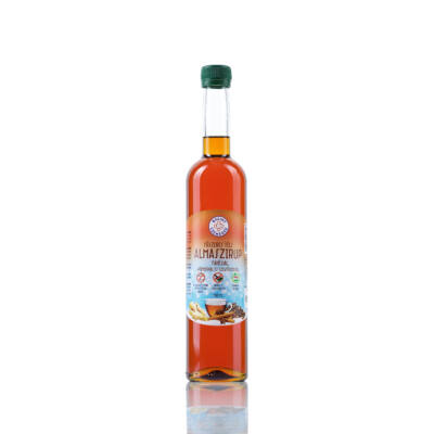Fűszeres almaszirup fahéjjal - Bálint Csemegék